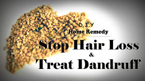 how to stop hair loss and treat dandruff at home treatment and
