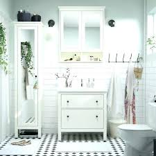 ikea bathroom vanity hack farmho ikea hemnes bathroom cabinet hack