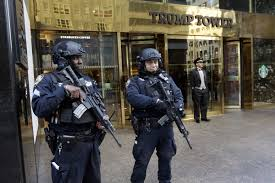 trump u0027s election poses added security threat to buildings bearing