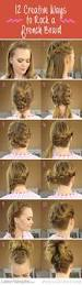 Hairstyle Steps For Girls by Best 20 How To French Braid Ideas On Pinterest How To Braid