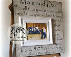 40th anniversary gifts for parents best 25 parents anniversary gifts ideas on