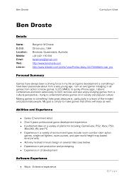 Resume Profile Summary Sample by Resume Download Linkedin Resume Cv For Business Resume