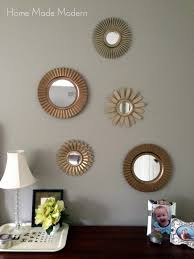 Home Made Modern by Tightwad Tuesday Sunburst Mirrors For 8 Home Made Modern