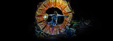 toruk the first flight show from cirque du soleil