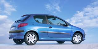 blue peugeot peugeot 206 review confused com