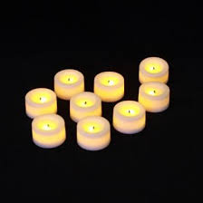 candle impressions wax covered mini votives 9 pack flameless