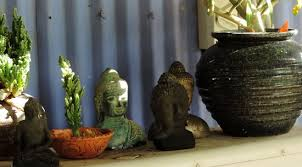 garden ornaments picture of the last tucker coffee shop and