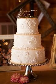 wedding cake toppers initials buy a handmade custom monogram or initials metal wedding cake