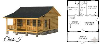 small cabin plans with porch tiny houses living large southland log homes