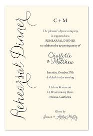 rehearsal dinner invitations wording everyday charm rehearsal dinner invitations by invitation