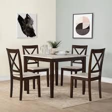 5 dining room sets 5 square kitchen dining room sets you ll wayfair