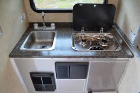 Portable Camping Sink Kitchen by Camper Trailer Sink With Wonderful Creativity Agssam Com