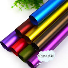 solid wrapping paper christmas gift wrap 20 pcs one lot 60 60cm the new solid color