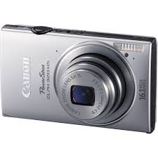 canon powershot elph 320 hs digital camera silver 6021b001 b u0026h
