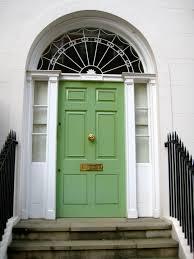 ikea prefab home house and surroundings green front door design ideas decor image