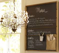 kitchen attractive chalkboard decor for kitchen with black