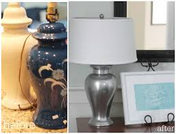 7 items you should always look for at goodwill before shopping i updated these out dated lamps with some spray paint it was so easy and spent a fraction of what a similar lamp would cost me at a retail store