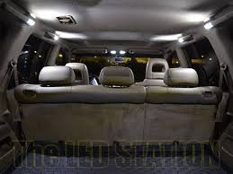 Honda Pilot Interior Photos White Led Interior Dome Trunk License Plate Lights Honda Pilot 05