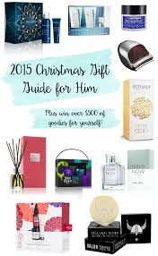 men s christmas gift guide 2015 christmas gift guide for him u0026 over 500 of goodies to be won