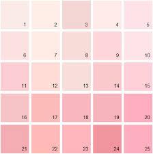 benjamin moore paint colors pink palette 04 house paint colors