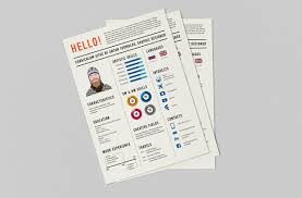 designer resume 10 eye catching graphic designer resumes how design