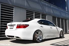 lexus wheels ls 460 custom lexus ls460 presented autoevolution