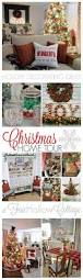 doors christmas decoration ideas for hospital striking and cottage christmas home tour with country living fox hollow christmastime visit this decorated ideas