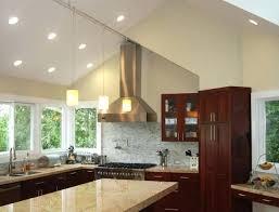 Track Kitchen Lighting Kitchen Lighting Vaulted Ceiling Amazing Kitchen Lighting Ideas