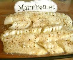 marmiton cuisine facile dos de cabillaud tout simple recette de dos de cabillaud tout