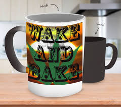 and bake mug and bake color changing coffee mug recannalated