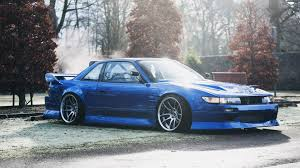 jdm nissan silvia nissan silvia nissan s13 s13 jdm japanese cars parking