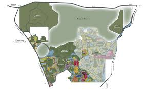 Port Richey Florida Map by Interactive Area Map