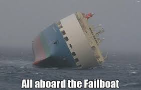 Failure Meme - failboat know your meme