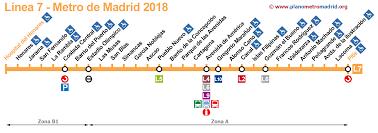 Android Google Maps Tutorial U2022 Parallelcodes by Metro Madrid Map Madrid Metro Map Spain Metro Maps Interior