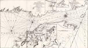 Newfoundland Map James Cook Nf Belle Isle U2022 Mapsof Net