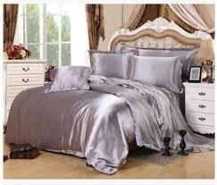 Superking Duvet Sets Aliexpress Com Buy Silver Bedding Sets Super King Size Queen