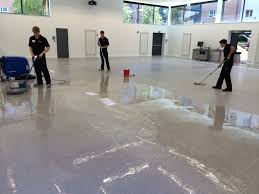 Slippery Floor Anti Slip Treatment Service Butterworth Cleaning Services