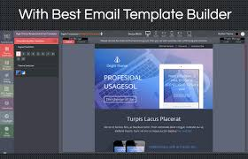 digit theme responsive email template builder by digith