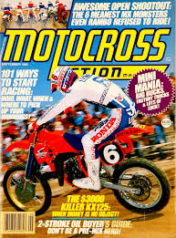 how to start racing motocross motocross action magazine flashback friday ron lechien u0026 the