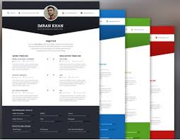 20 free creative resume templates to consider 85ideas com