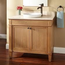 bathroom vanities with recessed sinks 392748 semi recessed