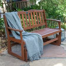 Glider Porch Jordan Manufacturing Alpine 4 Ft Outdoor Loveseat Glider Hayneedle