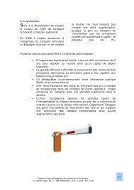 chambre de commerce franco espagnole ordinaire chambre de commerce franco espagnole 2 le march233
