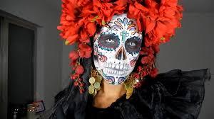 la catrina transformacion maquillaje youtube
