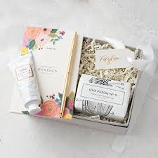 bridal gifts the juliet gift box foxblossom co