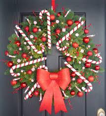 crafty sisters peppermint wreath