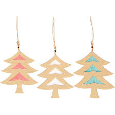 stained glass tree ornaments 3 ten thousand villages canada