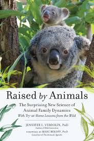 raised by animals workman publishing