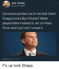 jack tindale someone pointed out to me that grant shapps looks like