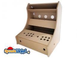 Bar Top Arcade Cabinet Arcadewinkel Nl Bartop Arcade Cabinet Kit 2 Players Cabinet Kits